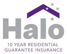 Halo - 10 Year Residential Guarantee Insurance